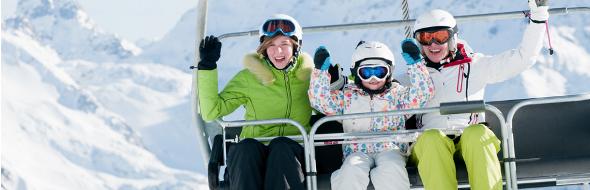 Pravá lyžovačka začína