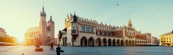 Historické mestá európy