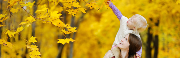Jesenné víkendové pobyty pre rodiny