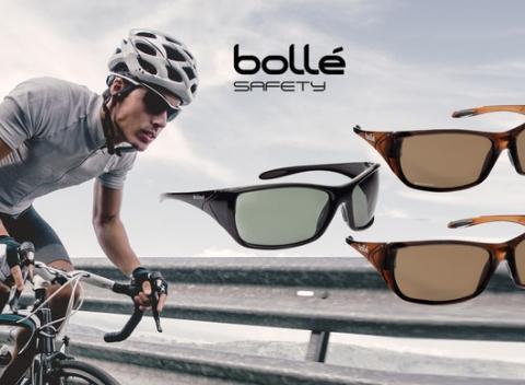 a9fc71ecf Slnečné okuliare značky Bolle Safety so 100 % UV ochranou. Na výber z 3  druhov