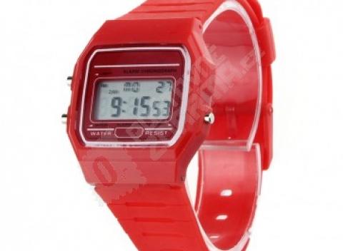 Digitálne silikonové hodinky v rôznych farbách. Doprava zdarma 2d15507a937