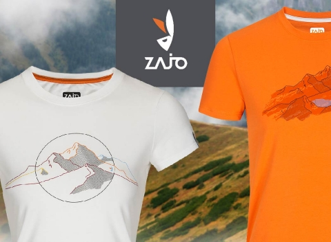 ee272d9bbb1c Pánske a dámske tričká ZAJO z organickej bavlny. Kvalita