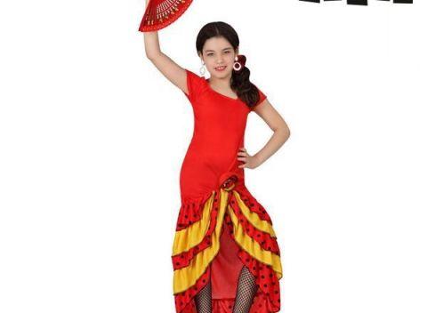 01bd3cb19b95 Fantastický kostým pre deti na karnevalovú párty - Platina Th3 Party  Sevillana. Slovensko Oblečenie