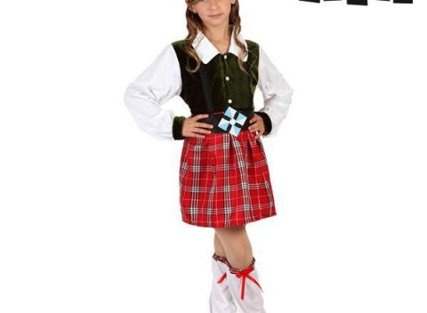 6a1428b5580b Fantastický kostým na karnevalovú párty pre deti Platina Th3 Party Škótka. Slovensko  Oblečenie