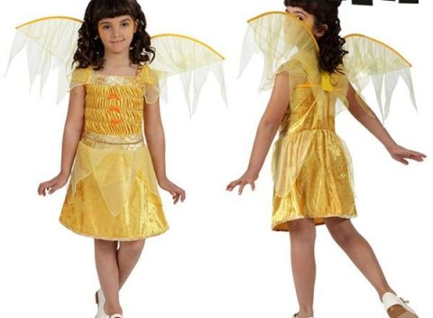 e4de27158477 Originálny kostým pre deti na karnevalovú párty - Platina Th3 Party Letná  víla. Slovensko Oblečenie