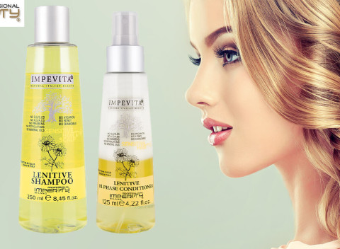 Talianska vlasová kozmetika - šampóny a kondicionéry Imperity Professional  Milano. 7ea17536817
