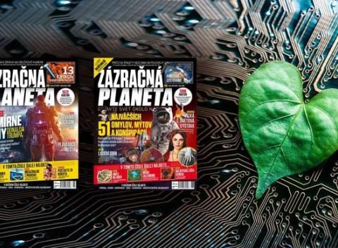 332356fe2 Ročné predplatné časopisu Zázračná planéta vrátane poštovného. Objavte svet  okolo nás.