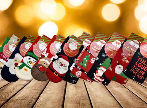 Komfortné a extra hrejivé vianočné dámske a pánske termo ponožky - 2 páry v  cene. Slovensko Ponožky 3d811d23ae0