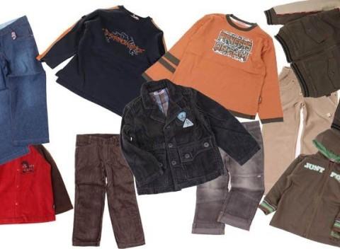 Balíček 10 kusov zimného oblečenia pre chlapcov vo veľkosti 104. 1408cd9ff5d