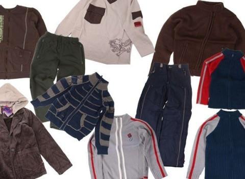 c7ac90bc9052 Balíček 10 kusov zimného oblečenia pre chlapcov vo veľkosti 140.