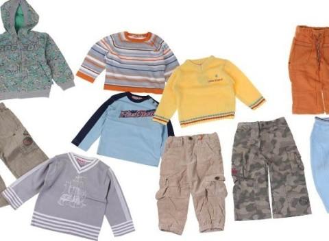 f06088a2ffa3 Balíček 10 kusov zimného oblečenia pre chlapcov vo veľkosti 80.