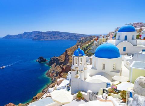 01e222519 Klenot Egejského mora - dovolenka na gréckom ostrove Santorini, limitovaný  počet kupónov
