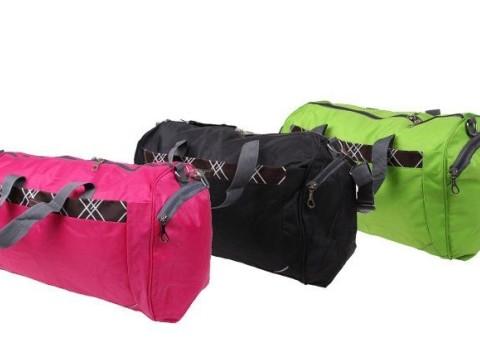 afdaa28b71d96 Taška cez rameno na cestovanie alebo športové potreby - Chunpai, na výber v  3 farbách