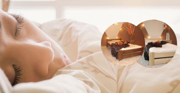 Elegantná posteľ z borovicového masívu, vrátane drevených roštov, kvalitných matracov a úložných zásuviek pod posteľ v 3 rozmeroch.