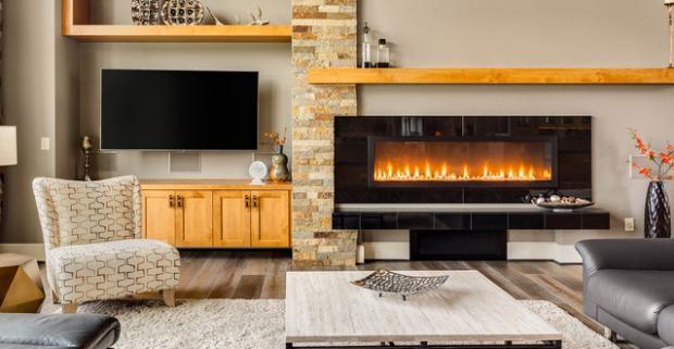 Tlejúci oheň uprostred obývačky, ktorý vás v chladných večeroch krásne zahreje. Pohoda, ktorá môžete mať vďaka biokrbu Qubik alebo Hypno.