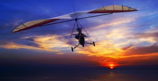 Užite si nezabudnuteľný let rogalom ponad Nitru. Čím vyššie budú krídla rogala, tým vyšší bude aj váš adrenalín.