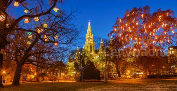 Jedinečný jesenný či zimný pobyt vo Viedni. Komfortné ubytovanie s neobmedzeným wellness a raňajkami vám poskytne Vienna Sporthotel****.