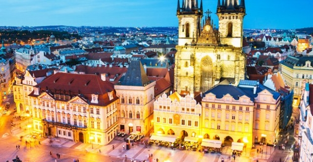 Srdce Európy, jedno z najkrajších miest na svete a architektonický skvost na Vltave ‒ Praha. Rodinný pobyt v 4* Hoteli Expo s raňajkami.