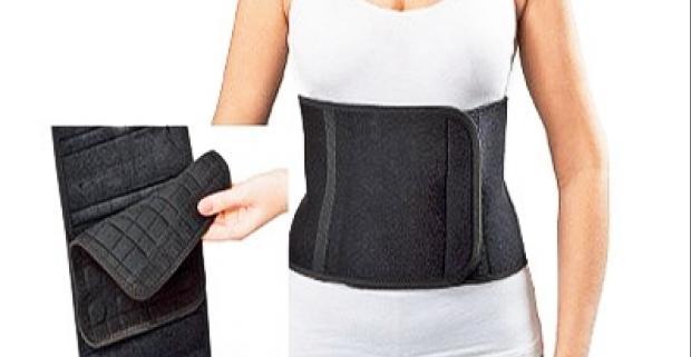 Slimming belt – zoštíhľujúci termo pás na chudnutie. S týmto pásom sa vaše centimetre okolo bruška začnú strácať rýchlejšie!