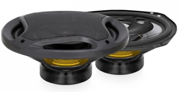 Autoreproduktory Miami 140 W. Bezfarebná reprodukcia zvuku je jedna z najlepších v tejto kategorií. Doprajte si ju aj vy!