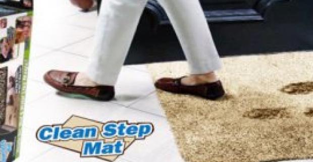 Úžasná absorpčná rohožka udrží vaše podlahy čisté a suché! Vkročte do svojho domova bez toho, aby ste si zašpinili podlahu.