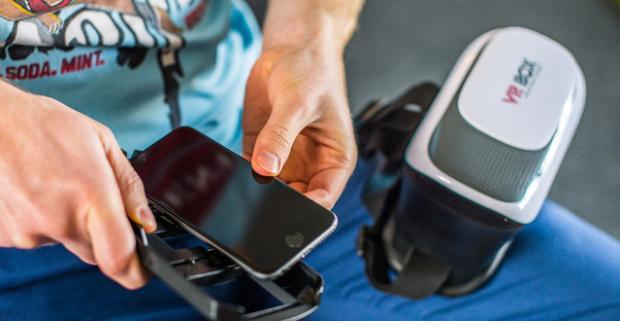 7c2e2ceb0 Virtuálna realitu z vášho telefónu - virtuálne okuliare… | Odpadneš.sk