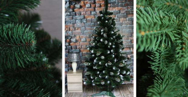 Chráňte našu prírodu Luxusný umelý vianočný stromček - 3 druhy