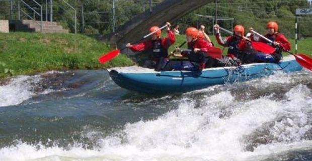 Zdolajte kanál víťazov v Liptovskom Mikuláši či splavte krásnu rieku Váh. Zažite fantastické dobrodružstvo, ktoré vám budú všetci závidieť!