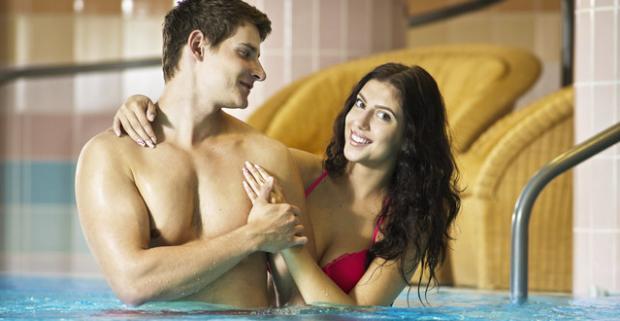 Skvelá akcia na jeden alebo päť vstupov do Spa centra hotela Devín****! Dokonalý oddych vo wellness a bazénoch.