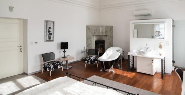 Luxusný pobyt s nádychom elegancie a neobmedzeným wellness v elegantných historických priestoroch hotela Villa Nečas**** v centre Žiliny.