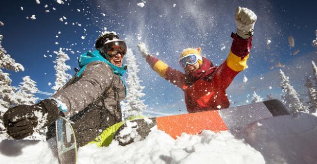 Perfektná lyžovačka v horskom prostredí Veľkej Rače. Zimný pobyt s wellness v Oščadnici v penzióne Centrál s polpenziou, dieťa do 6r zdarma.