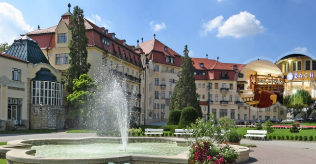 Relax a zábava pre dvoch v penzióne Zacher v Piešťanoch. Pobyt v tichom prostredí ďalej od centra