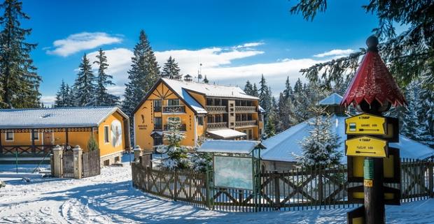 Horský hotel Orešnica*** v Račkovej doline je dokonalým miesto pre rodinné dobrodružstvo. Pobyt s polpenziou a vstupom do wellness.