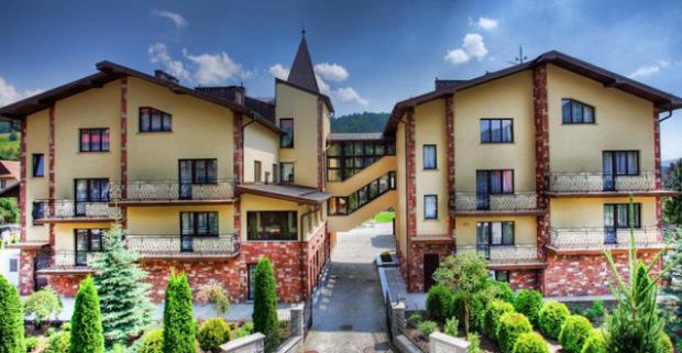 Romantický pobyt v poľskom hoteli Beata*** obklopenom prírodným parkom. Oddychujte v SPA so saunami alebo si vychutnajte uvoľňujúcu masáž.