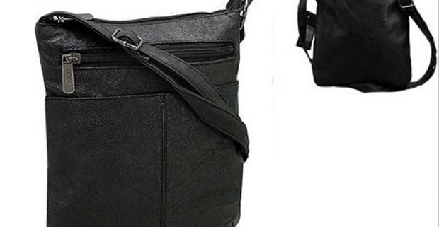 Kvalitná, štýlová a praktická - taká je dámska kabelka na rameno, ktorú môžete mať teraz v 2 variantoch. Vyberte si tú správnu.