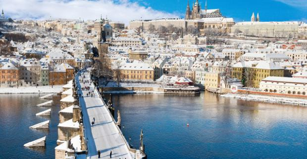 Z hotela rovno na Karlov most. S ubytovaním v hoteli Kampa Garden*** vám Praha bude ležať doslova pri nohách.
