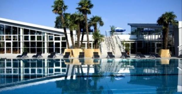 Zažite perfektnú dovolenku v preslávenom kúpeľnom mestečku Turčianske Teplice. Pobyt v hoteli Rezident so vstupom do aquaparku, polpenziou.