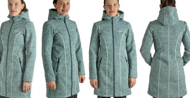Štýlový dámsky kabát či pánska športová bunda z…  20822a54671