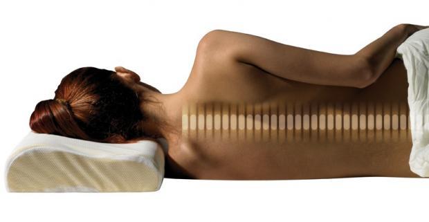 Kvalitný spánok a bezbolestné rána s anatomickým vankúšom Memory Pillow, ktorý šetrí vašu chrbticu a pomôže vám vychutnať si každé ráno.