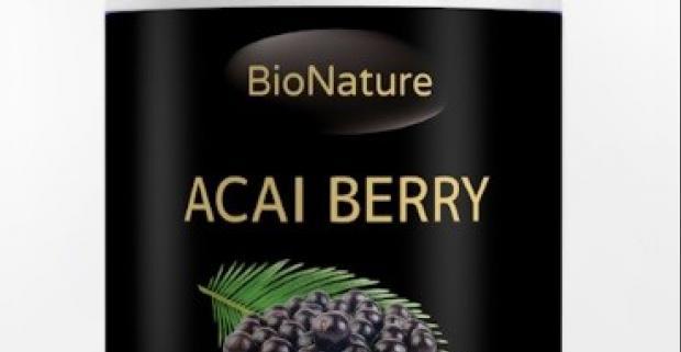 Objavte aj vy zázračné účinky exotického ovocia Acai Berry. Balenie 60 tabliet účinného antioxidantu, ktorý pomôže s chudnutím.