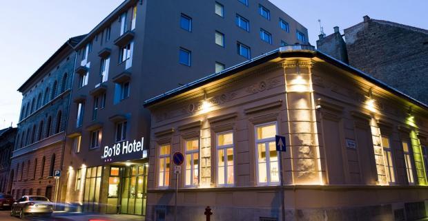 Nezabudnuteľný pobyt v maďarskej metropole v Budapešti. Ubytovanie v komfortnom Bo18 Hotel***+ s raňajkami, saunami, vírivkou a fitness.