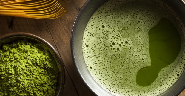 Matcha - mletý japonský zelený čaj zlepšuje metabolizmus a prospieva zdraviu. Cíťte sa lepšie a zdravšie aj vy.