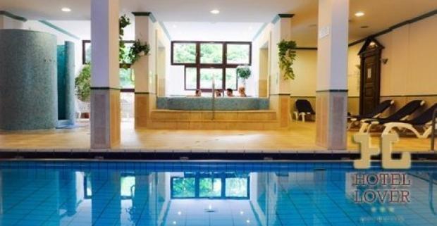 Ubytovanie v Hoteli Lövér*** v harmónii s prírodou je vhodné pre každého milovníka prírody. Príroda spojená s luxusom hotela je zážitok.