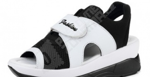 d9ceb647ccbe Dámske turistické sandále na suchý zips - 4 farby