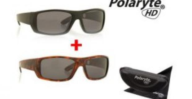 HD slnečné okuliare Polaryte s Diamond Vision technológiou a polarizačným  filtrom 42b725fe120