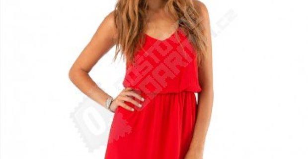 Elegantné a vzdušné dámske letné šaty - na výber 2 farby d4c033fdc96