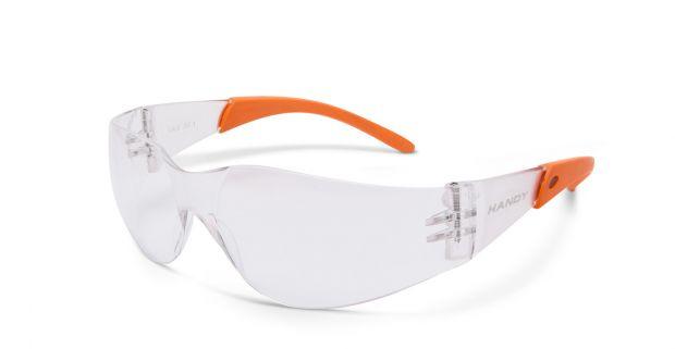 Profesionálne okuliare s UV filtrom priehľadný d802e53d88a