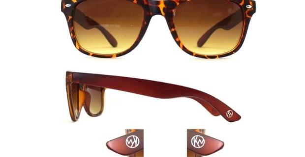 997c90758 Chráňte si zrak štýlovo! Slnečné okuliare značky Kaytie Wu aj s púzdrom.
