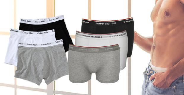 901abab07 Pánske boxerky Calvin Klein alebo Tommy Hilfiger (3 ks v balení). Kvalita  za rozumnú cenu.