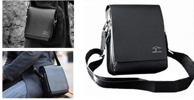 b59836f232483 Pánska taška cez rameno Kangaroo | Odpadneš.sk